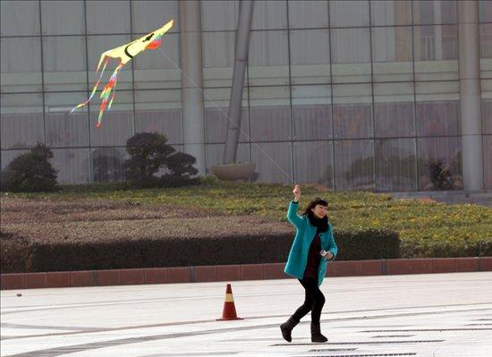 安庆/周末天气温暖春意渐浓预计下周有降雨