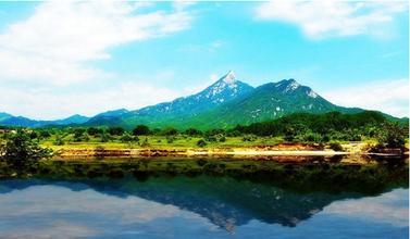花亭湖景区