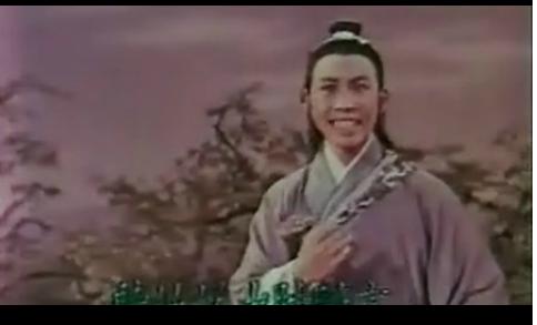黄梅戏戏曲电影《槐荫记》(天仙配)